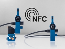 Wenglor sensors with NFC
