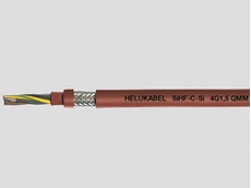 Heat resistant silicone cables from Treotham