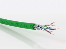 Lapp ETHERLINE PROFINET cables for industrial networks