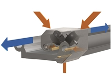 drylin WJRM hybrid linear bearing