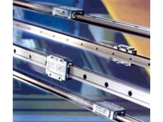Lightweight linear guides.