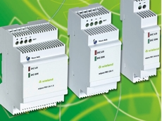 Narrow space power supplies from Treotham Automation