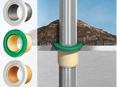 New igus seals for maintenance-free plain bearings
