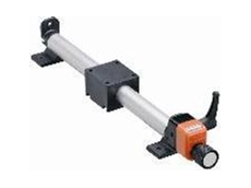 DryLin EasyTube linear guide unit