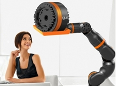 New low-cost igus robot joint from Treotham