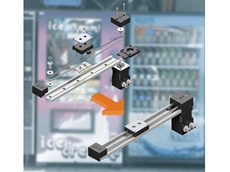 igus' compact and cost-effective toothed belt axis drylin ZLN for fast automation in tight spaces