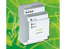 Power Supplies for Narrow Installation Spaces available from Treotham