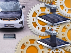 Park, dock and load with quickly configurable and wear-resistant igus gears in the Matrix charging system