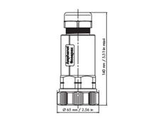 SL61 Monopiece & Receptacle 29