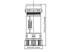 SL61 Monopiece & Receptacle 36