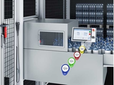 The Electronic Key System EKS is suitable for access management and for functionally safe selection of operating mode