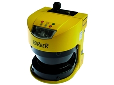 Safety laser scanner