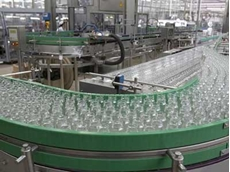 Wenglor flow sensors for reliable bottle washing