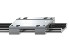 Both linear plain bearings and linear ball bearings take over guidance and positioning in industrial applications (Source: igus GmbH)
