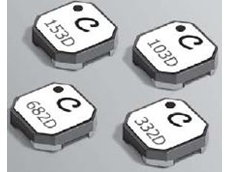 LPD4012 series of coupled miniature shielded inductors