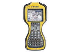 Trimble TSC3 handheld controller for construction sites