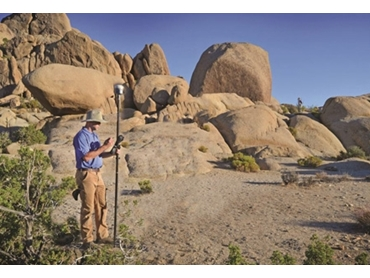 Cutting edge Trimble HD-GNSS processing engine delivers superior performanc