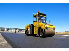 Trimble's 3D Compaction Control System is now available for asphalt compactors