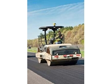 Trimble CCSFlex Compaction Control for asphalt compactors