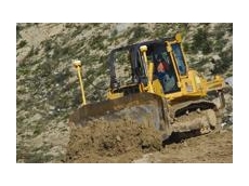 GCS900 Grade Control System version 10.8 for dozers