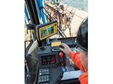 The Trimble SPS356 brings sub-meter GNSS capabilities to the marine construction industry for reliable positioning applications