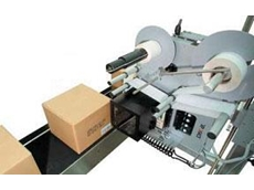 The iLabel SS label print and apply machine