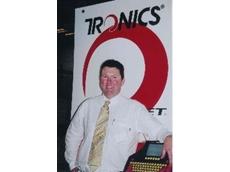 Tronics national marketing manager Scott Foreman.