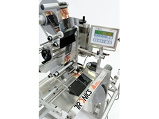Tronics' shrink labelling system is easy to use and built to last