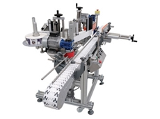 Pressure Sensitive Labelling Machines for Flexible Label Application from Tronics Pty Ltd