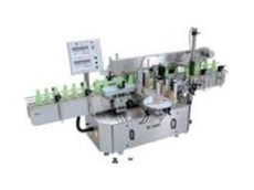 The side application labelling machine