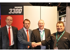 Tronics partners with Xeikon