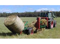 Square/round bale feeders