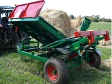 T REX Bale Shredder