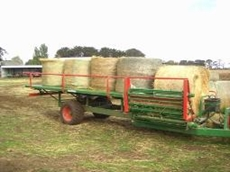 The Ultimate Bale Feeder