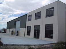 Architectural Commercial or Industrial by Trusteel Fabrications