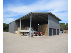 Horse Stables and Farm Sheds for Machinery and Storage from Trusteel Fabrications