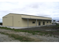 Portable Frame Buildings and Farm Sheds by Trusteel Fabrications