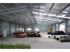 Rural Farm Sheds manufactured by Trusteel Fabrications