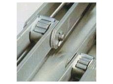RF bearing roller conveyor chain