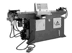 Single axis tube and profile benders