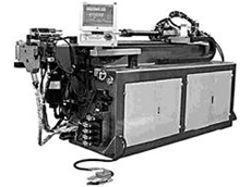 Three axis automatic hydraulic tube benders