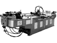 Two axis hydraulic tube and profile benders