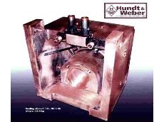 Hundt & Weber copper cooling element.