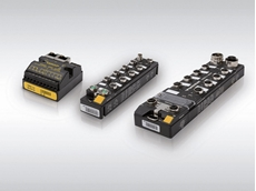 Turck's BEEP concept enables the use of up to 33 I/O modules with only one IP address