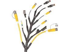 Custom cable and harness solutions from Turck