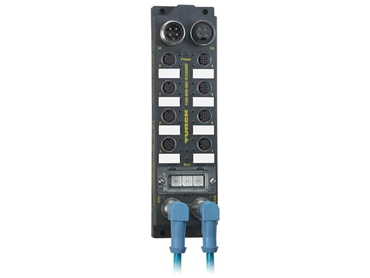 Compact and Modular I/O systems and modules