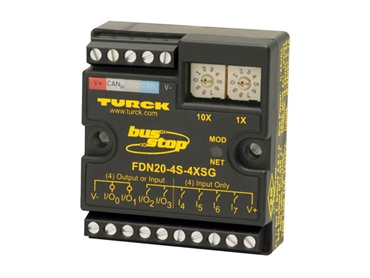 Fieldbus connectivity products from Turck