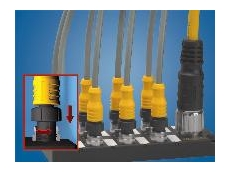 S12 Quick-Connect connectors available from Turck Australia