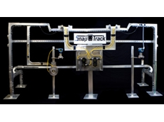 Snap Track cable tray and Turck quick disconnect technology reduce installation and comissioning time