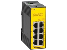 8-Port Industrial Ethernet Switch